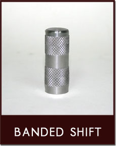 FRC Shift Peg-banded knurl