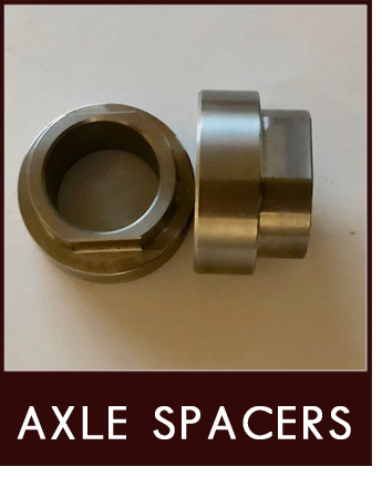 FRC Axle Spacers